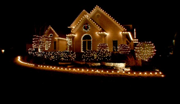 Christmas Light Installer Paso